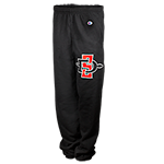 SD Spear Sweatpant- Black