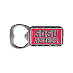 SDSU Aztecs Magnet Bottle Opener- Red