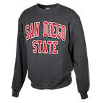 San Diego State Crew- Gray