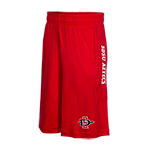 Youth Under Armour SD Spear Short-Red