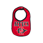 Aztecs SD Spear Bib- Red