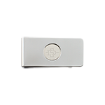 SD Spear Money Clip-Silver Tone