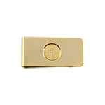 SD Spear Money Clip-Gold