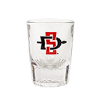 SD Spear Heavy Bottom Shot Glass