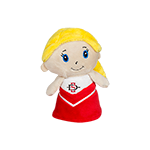 SD Spear Cheer Doll-Blonde Hair