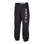 Toddler SDSU Sweatpant-Black