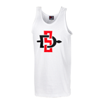 SD Spear Tank-White