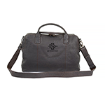 Online Exclusive- Leather Business Tote