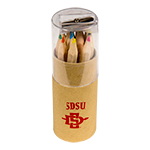 SDSU Mini Colored Pencil Set