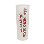 San Diego State Frosted Shot Glass
