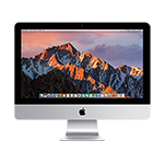 "Apple 21.5"" iMac 2.3GHz Dual-Core Intel Core i5"