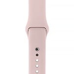 Apple Watch 38mm Pink Sand Sport Band
