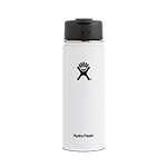 Hydro Flask 20 oz Wide Mouth Flip Lid-Arctic White