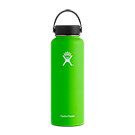 Hydro Flask 40 oz Wide Flex Cap-Kiwi Green