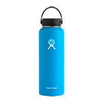 Hydro Flask 40 oz Wide Flex Cap-Pacific Blue