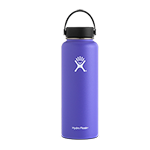 Hydro Flask 40 oz Wide Flex Cap-Plum