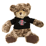 SD Spear Plush Bear Charlie-Brown