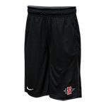 Youth Nike SD Spear Shorts-Black