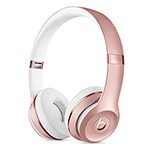 Beats Solo3 Wireless Headphones-Rose Gold
