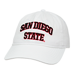 Youth San Diego State Cap-White