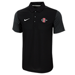 2017 Nike Sideline Team Issue Polo-Black