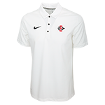 2017 Nike Sideline Team Issue Polo-White