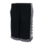 Under Armour Aztecs Isolation Short-Black & Gray