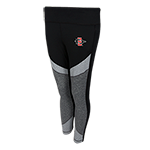 Women's Under Armour SD Spear Crop Legging-Black