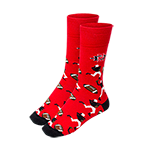 SD Spear Football Tube Socks