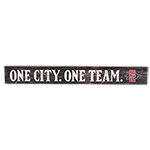 One City One Team Plank