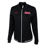 Women's Under Armour SDSU Jacket-Black