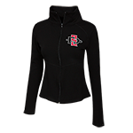 Women's SD Spear Collard Jacket-Black