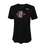 Women's Nike SD Spear Tee-Black