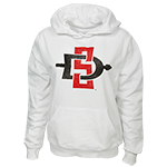 Women's SD Spear Sweatshirt-White