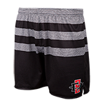 SD Spear Shorts-Black/Gray