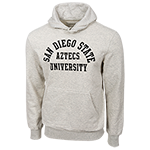 San Diego State University Sweatshirt-Cream