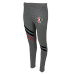Women's Under Armour SD Spear Leggings-Charcoal