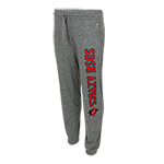 Women's SDSU Aztecs Jogger Pants-Gray