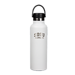 Hydro Flask 21 oz SDSU Bottle-White