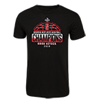 2018 Mountain West Champions Tee-Black