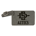 SD Spear Luggage Tag-Gray