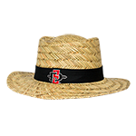 SD Spear Straw Hat-Natural