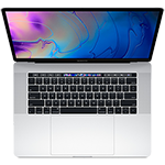 "Apple MacBook Pro 15"" w/ Touch Bar 2.6GHz Quad-Core i7 512GB-Silver"