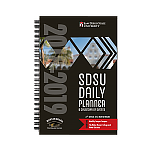 SDSU Mortar Board Daily Planner