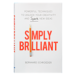 Simply Brilliant by Bernard Schroeder