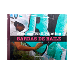 Mexican Wall Painting: Barbas De Baile by Patricia Cue