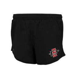 Women's Under Armour SD Spear Shorts- Black