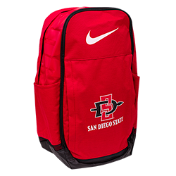 Nike SD Spear Brasilia Backpack-Red