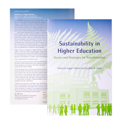 Sustainability in Higher Education by Geoffrey W. Chase