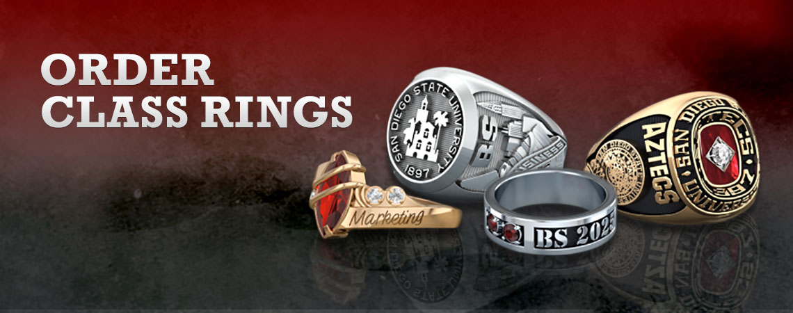 Order Class Rings